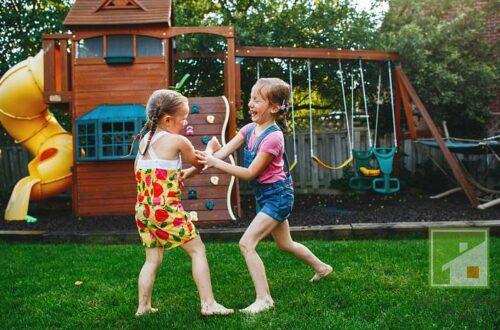 Забавные и простые идеи для игр на заднем дворе