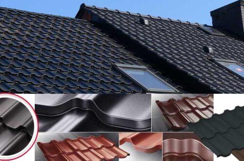 Выбор металлических крыш