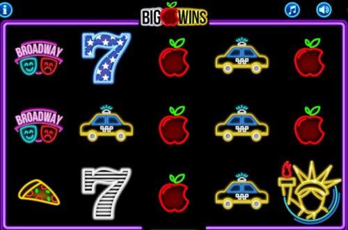 Обзор слота Big Apple