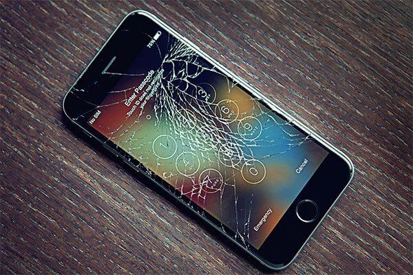 Советы по исправлению трещин на экране iPhone