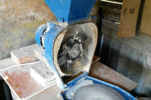 Какие запчасти для дробилки зерна могут потребоваться?