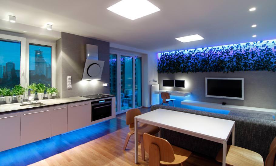 Светодиодное домашнее освещение