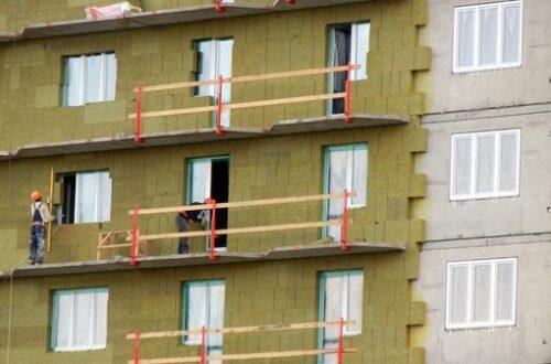 Правильно изолируйте фасад здания и сэкономьте на отоплении