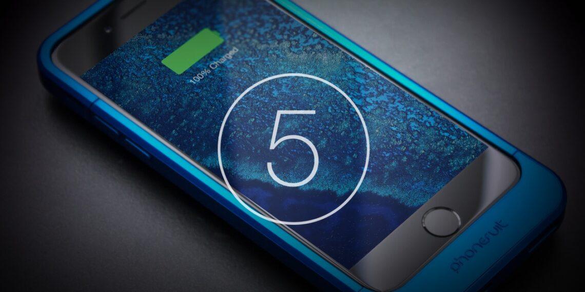 5 крутых аксессуаров для iPhone 5 для детей