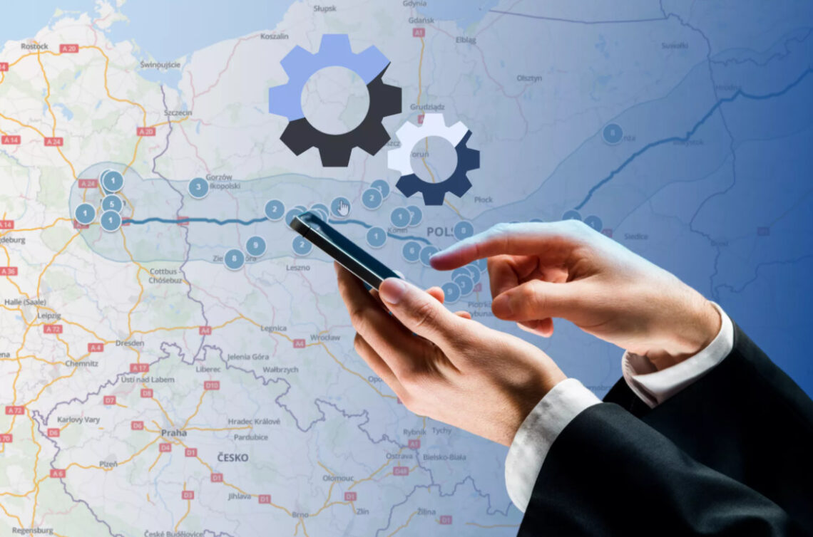 Отслеживание транспортных средств с помощью GPS может улучшить чистую прибыль компании