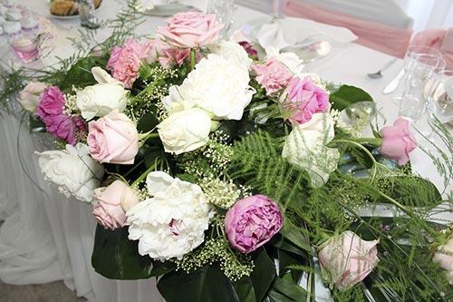 Выбор подходящей цветочной композиции