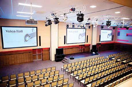 Что надо знать при проектировании конференц-зала