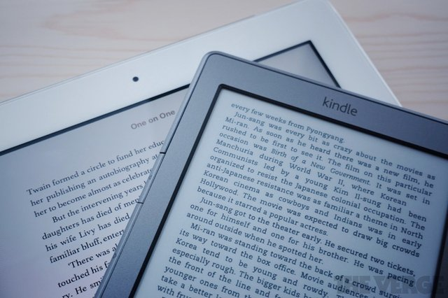 Цены на электронные книги