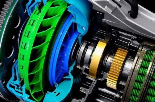 Комплект сцепления: как автоматическая коробка передач переключает передачи?