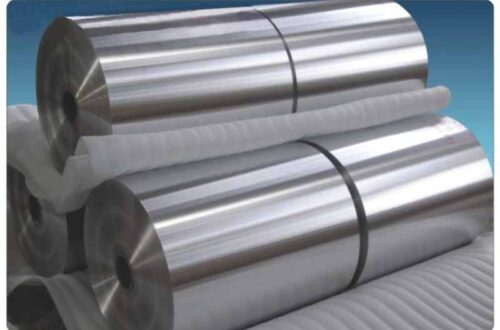 Спецификация на алюминиевую фольгу