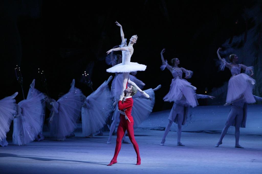 История балета Щелкунчик