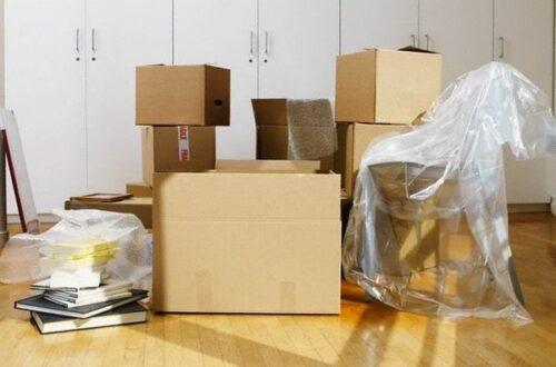 Эффективная упаковка и транспортировка вещей при переезде